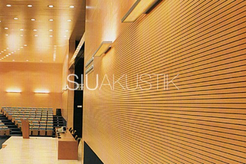 Siuakustik Panel System-Grooved wall finish (2)