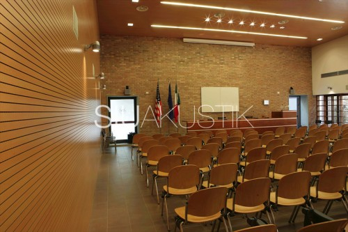 Siuakustik Panel System-Grooved wall finish (5)