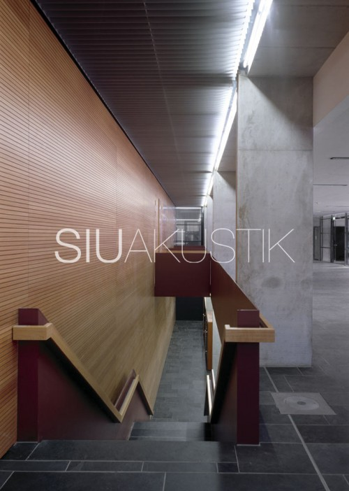 Siuakustik Panel System-Grooved wall finish (7)